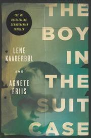 Book Cover for THE BOY IN THE SUITCASE