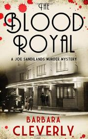 Cover art for THE BLOOD ROYAL