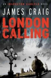 Cover art for LONDON CALLING