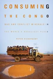 CONSUMING THE CONGO by Peter Eichstaedt