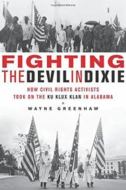 Cover art for FIGHTING THE DEVIL IN DIXIE