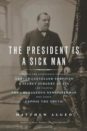 Cover art for THE PRESIDENT IS A SICK MAN