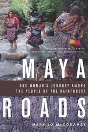 Cover art for MAYA ROADS