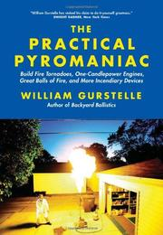 Cover art for THE PRACTICAL PYROMANIAC