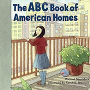 Book Cover for THE ABC BOOK OF AMERICAN HOMES