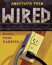 WIRED by Anastasia Suen