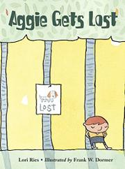 Book Cover for AGGIE GETS LOST