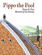 PIPPO THE FOOL by Tracey E. Fern