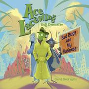 Cover art for ACE LACEWING, BUG DETECTIVE