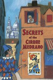 Cover art for SECRETS OF THE CIRQUE MEDRANO