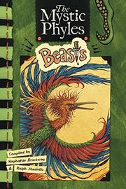 Cover art for THE MYSTIC PHYLES