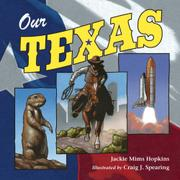 Book Cover for OUR TEXAS