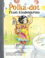 Book Cover for POLKA-DOT FIXES KINDERGARTEN
