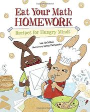 Book Cover for EAT YOUR MATH HOMEWORK