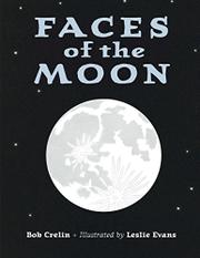 Cover art for FACES OF THE MOON