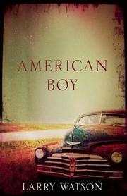 Book Cover for AMERICAN BOY