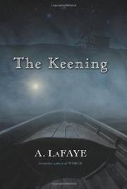 Cover art for THE KEENING