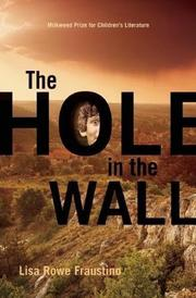 Cover art for THE HOLE IN THE WALL