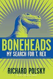 Cover art for BONEHEADS
