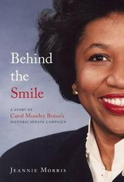 BEHIND THE SMILE by Jeannie Morris