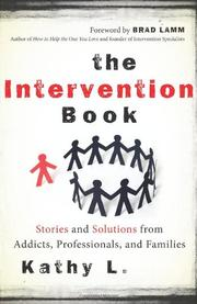 Book Cover for THE INTERVENTION BOOK