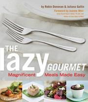 Book Cover for THE LAZY GOURMET