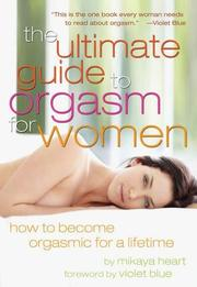 Book Cover for THE ULTIMATE GUIDE TO ORGASM FOR WOMEN