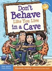 Cover art for DON'T BEHAVE LIKE YOU LIVE IN A CAVE