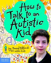 Book Cover for HOW TO TALK TO AN AUTISTIC KID