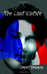 Book Cover for THE LAST ESTATE