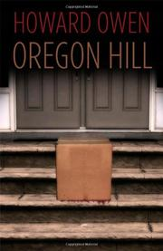 Book Cover for OREGON HILL