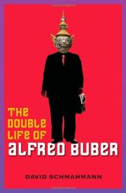 Cover art for THE DOUBLE LIFE OF ALFRED BUBER
