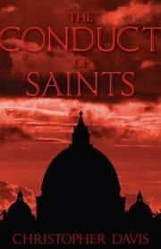 THE CONDUCT OF SAINTS by Christopher Davis