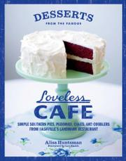 Cover art for DESSERTS FROM THE FAMOUS LOVELESS CAFE