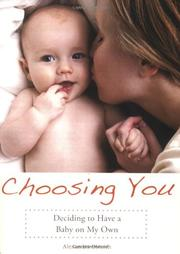 CHOOSING YOU by Alexandra Soiseth