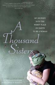 Cover art for A THOUSAND SISTERS