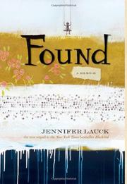 FOUND by Jennifer Lauck