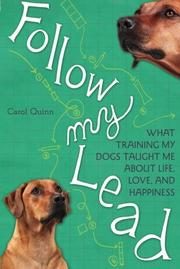 Book Cover for FOLLOW MY LEAD