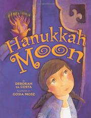 Book Cover for HANUKKAH MOON