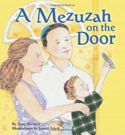 A MEZUZAH ON THE DOOR by Amy Meltzer