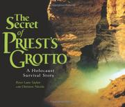 THE SECRET OF PRIEST'S GROTTO by Peter Lane Taylor