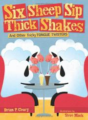 Book Cover for SIX SHEEP SIP THICK SHAKES