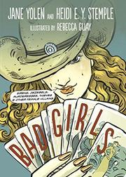 BAD GIRLS by Jane Yolen