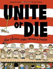 Cover art for UNITE OR DIE