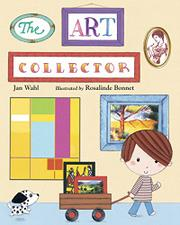 Book Cover for THE ART COLLECTOR