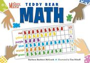 TEDDY BEAR MATH by Barbara Barbieri McGrath