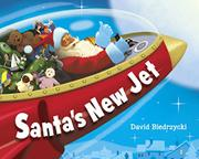Book Cover for SANTA'S NEW JET