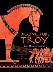Book Cover for DIGGING FOR TROY