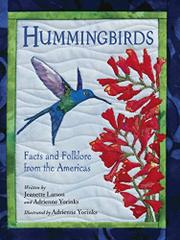 Book Cover for HUMMINGBIRDS