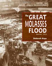 Book Cover for THE GREAT MOLASSES FLOOD
